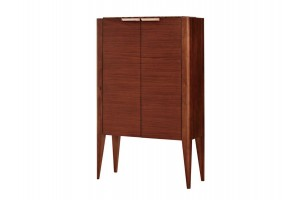 ALE Tall Cabinet (Wooden Doors)